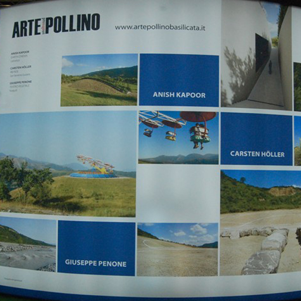 Display ArtePollino