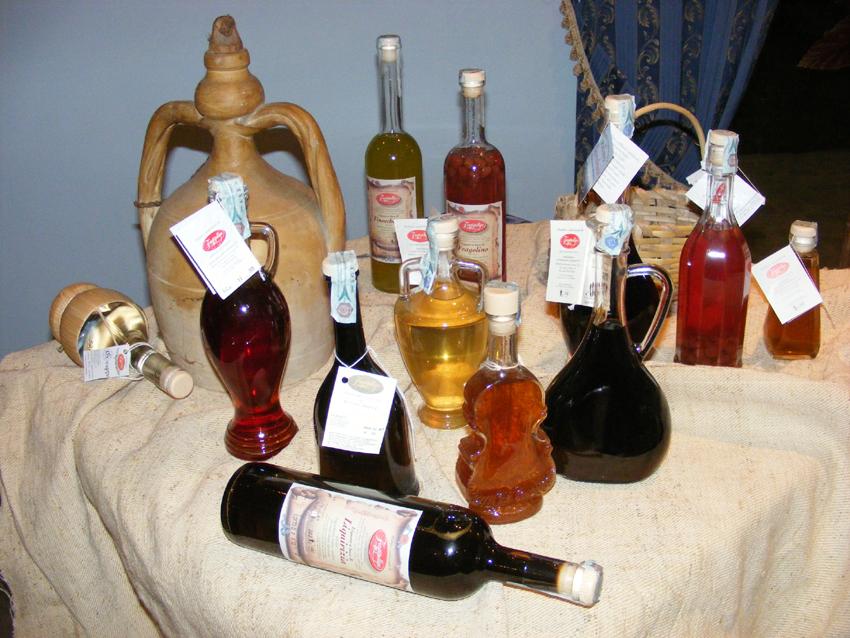 Liquori del Pollino