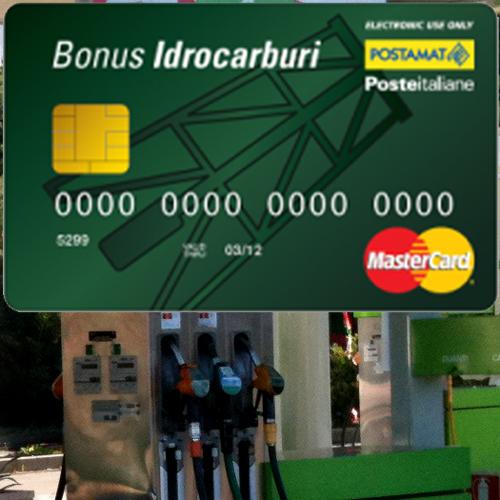 Card Benzina