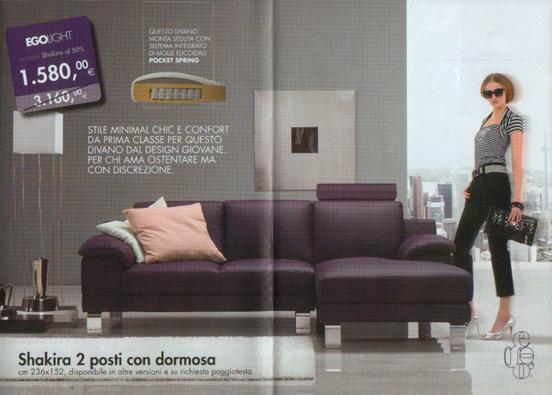 Da Matera la sfida del divano low cost di qualità - Oltre ...