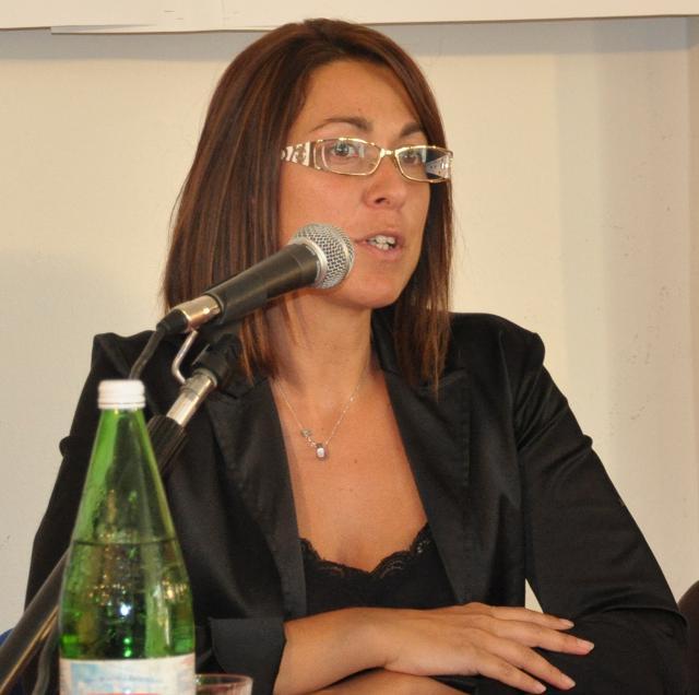 Morena Guarneri_General manager Le Pagode eventi