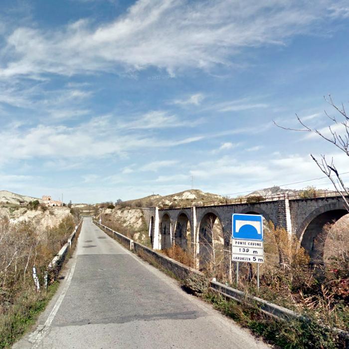 ponte Craco