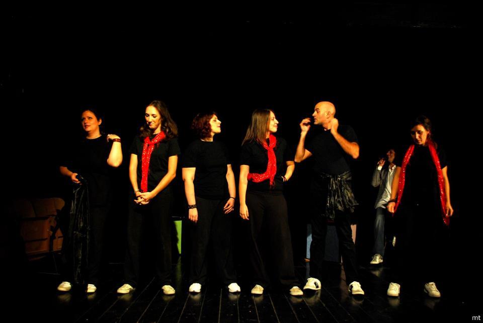 """""""Improgames"""" – spettacolo di inaugurazione della nuova stagione di Improvvisazione Teatrale a Lecce"""