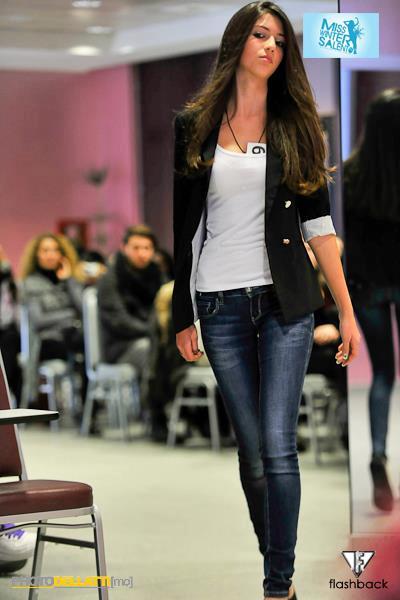 Claudia Colitti Miss Winter Salento 2013