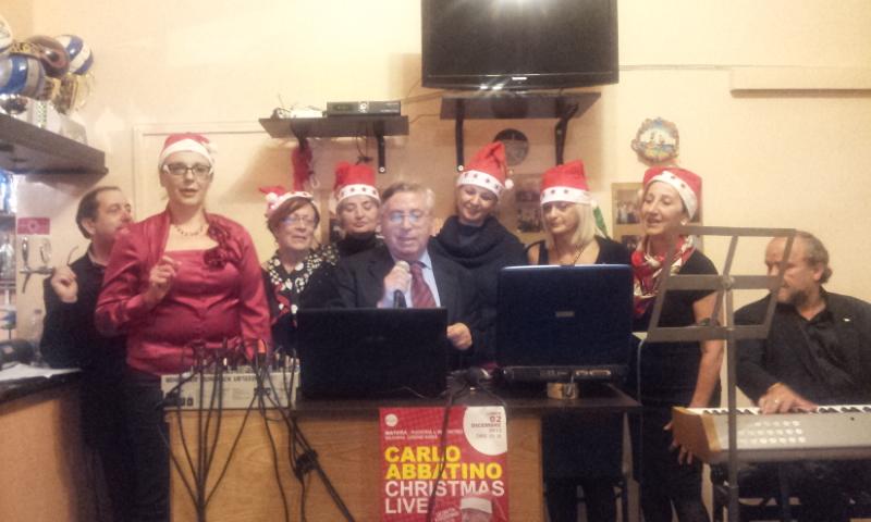 carlo abbatino christmas live 2013