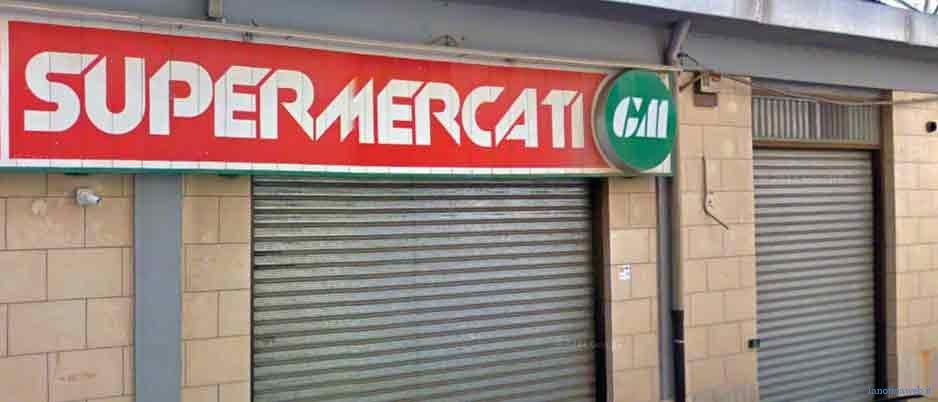supermercato gm