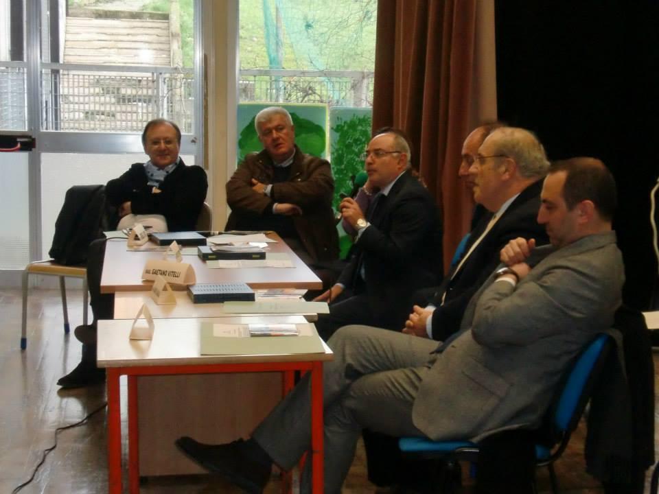 Prof. Ventrelli  - Castles of Basilicata