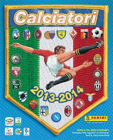 album calciatori_panini 2013-14