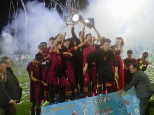 Giocatori Roma  Coppa Scirea  2014