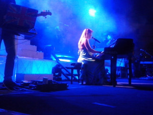 Noemi in concerto