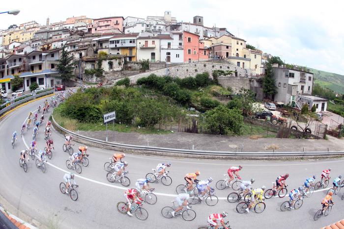 Picerno, Filiano, Potenza, Matera, Laurenzana e Nova Siri: torna dal 9 all'11 settembre il Giro della Basilicata