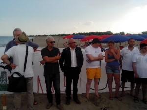 Legambiente e Sindaci Metapontino  Scanzano Jonico  26 luglio 2015