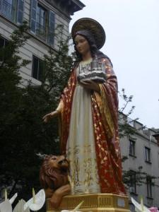 Statua S. Eufemia
