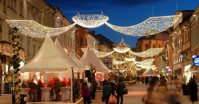 Matera, Santa Cecilia porta il Natale in città