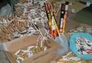Sequestrati 400 kg di botti artificiali lungo la Ss 106 Jonica