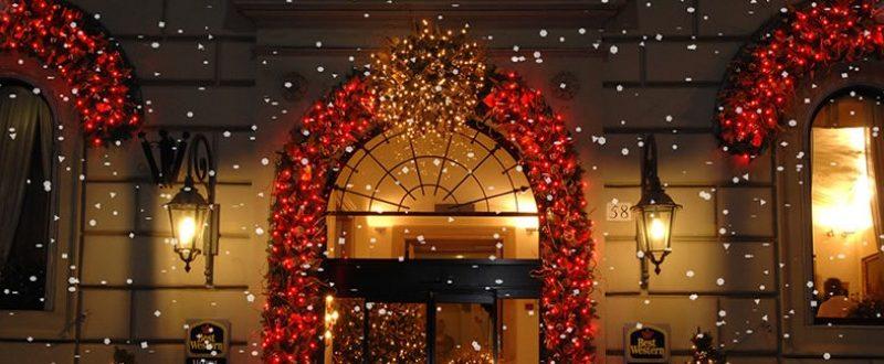 Luminarie natalizie ecco la soluzione di made in taranto for Luminarie puglia