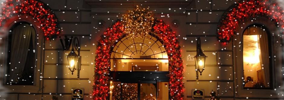 Famoso Luminarie natalizie, ecco la soluzione di Made in Taranto - Oltre  WC95