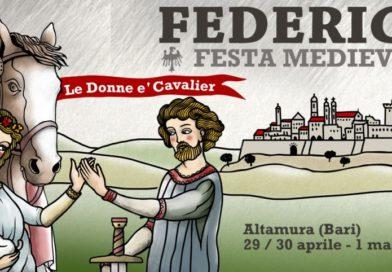 Al via a Altamura, la nuova edizione di Federicus – Festa Medievale