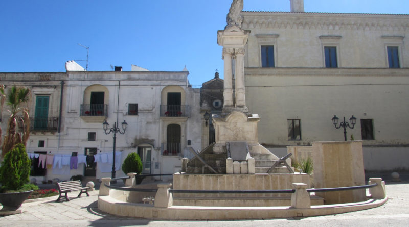 Comune di Montescaglioso (Mt): Piano utilizzo economie, attuazione di un finanziamento di € 262.160