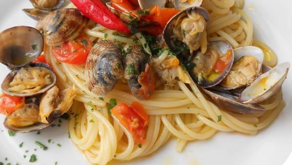 A matera ristorante villa dei sassi per i cultori della for Cucina primi piatti di pesce