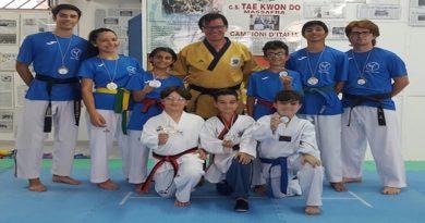 Nuovo successo degli atleti del Taekwondo Massafra