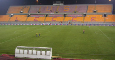 Ritorna la Serie A: il Calendario completo. Il Lecce riparte contro il Milan lunedì 22 alle 19:30