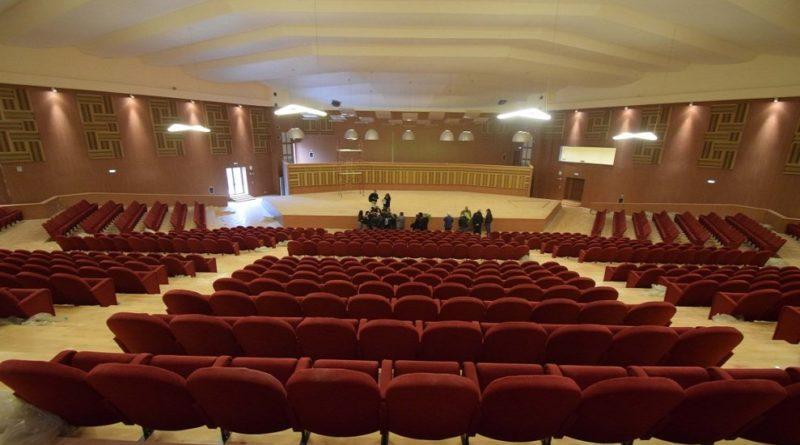 Bari, riapre al pubblico l'Auditorium 'Rota' del Conservatorio