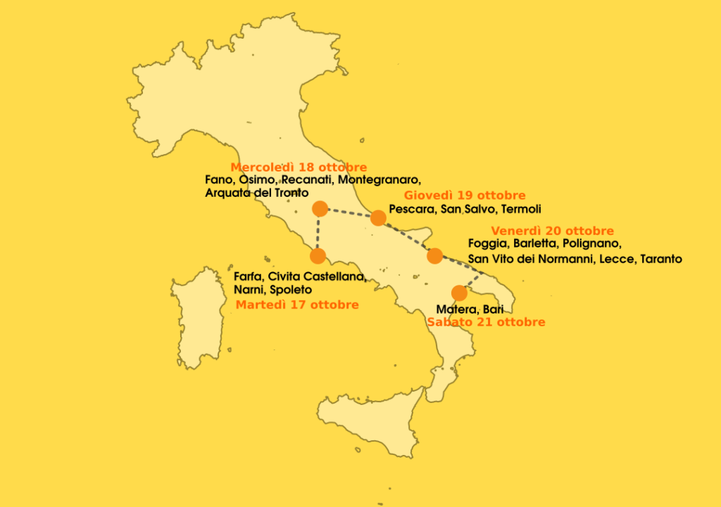 E 39 partito il treno del pd treno destinazione italia e for Parlamentari del pd