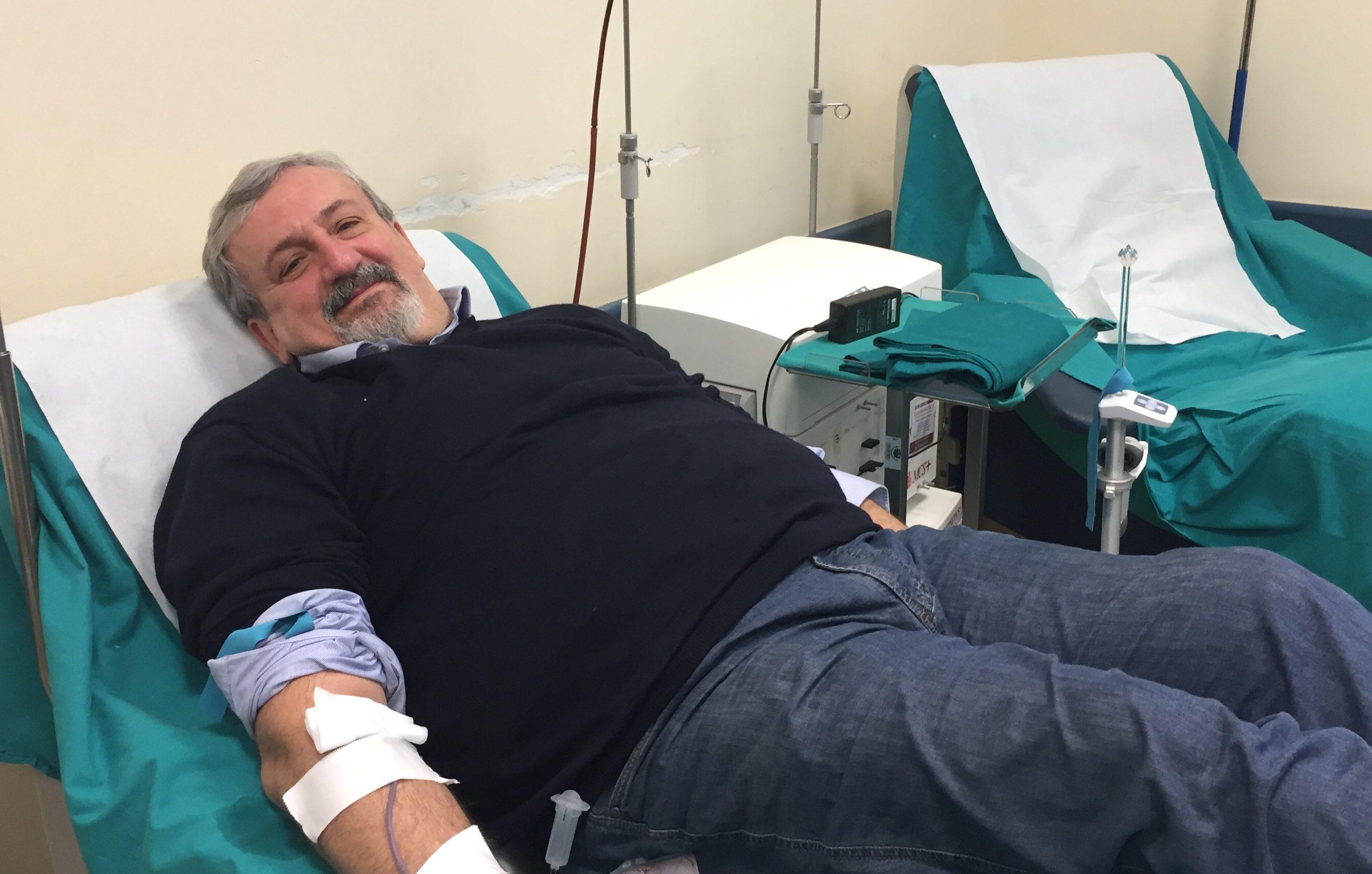 Andria: grave situazione negli ospedali, l'Avis invita i cittadini a donare sangue