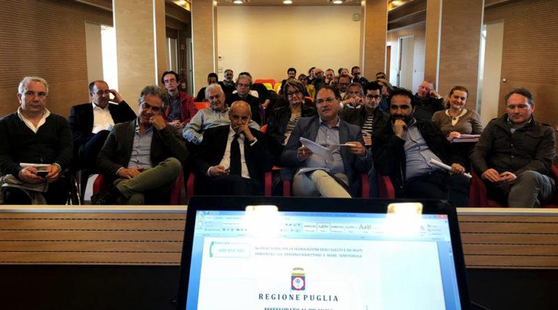 """Illustrata l'ordinanza balneare 2018 Piemontese: """"Garantire sulle spiagge pugliesi la sicurezza e i principi di civiltà"""""""