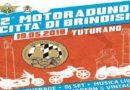 Domani il secondo motoraduno Città di Brindisi-Tuturano