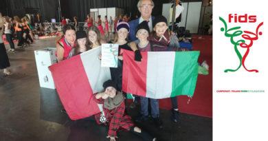 Campionati Italiani di Danza Sportiva: La Libellula Dance di Irsina vince a Rimini