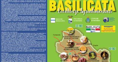 In Francia, l'associazione Basilicata Today presenta la nuova cartina turistica ed enogastronomica dei centotrentuno comuni lucani