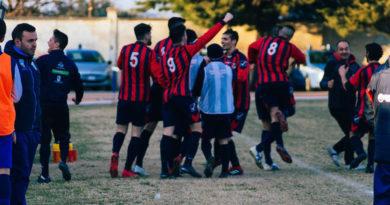 Calcio, Prima Categoria: Elettra Marconia supera Montemurro 3-1