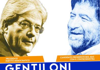 A Matera, Gentiloni per Trerotola