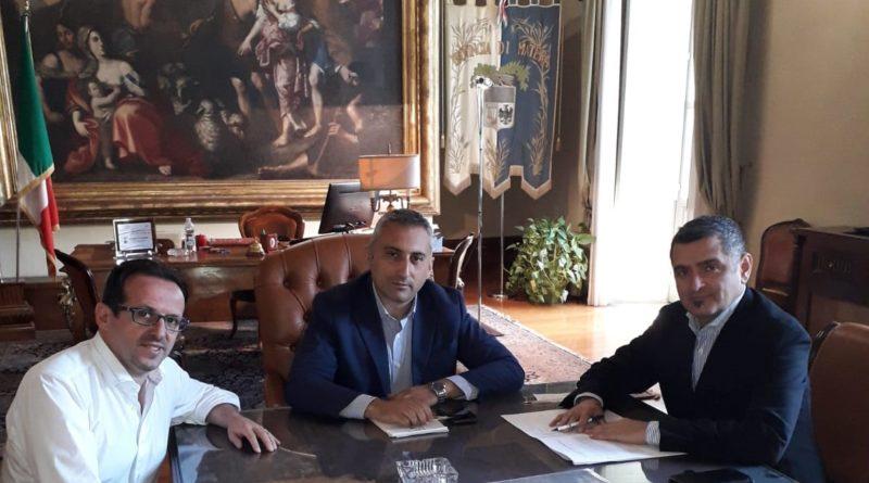 Stato di attuazione del raddoppio della S.S. 7 Appia Matera-Ferrandina: Incontro presso la Provincia di Matera