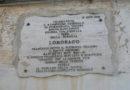 A Montalbano Jonico inaugurato un nuovo attrattore culturale, il Parco Letterario Francesco Lomonaco