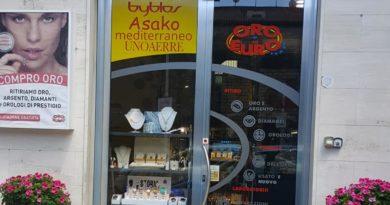 Nella Città dei Sassi, Oro in Euro aperto al pubblico per attività di compro oro e ritiro preziosi usati
