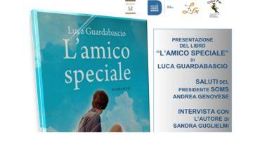 Avigliano (PZ), savato 14 dicembre presentazione del libro di Luca Bradascio: L'amico speciale
