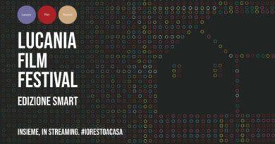 """Cinema contro Coronavirus, grande successo per il """"Lucania Film Festival Smart Edition"""""""