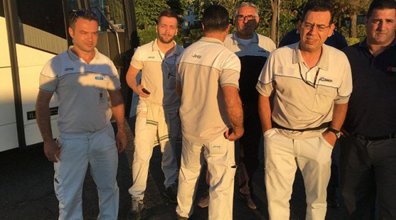 """Trasporto FCA, Giordano (Ugl): """"Grazie all'assessore Merra i lavoratori possono rientrare a casa"""""""