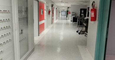 Apre il reparto Covid dell'Ospedale di Altamura: attivati 20 posti letto, ampliabili sino a 60