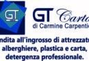 GT Carta presenta i detergenti professionali Aral