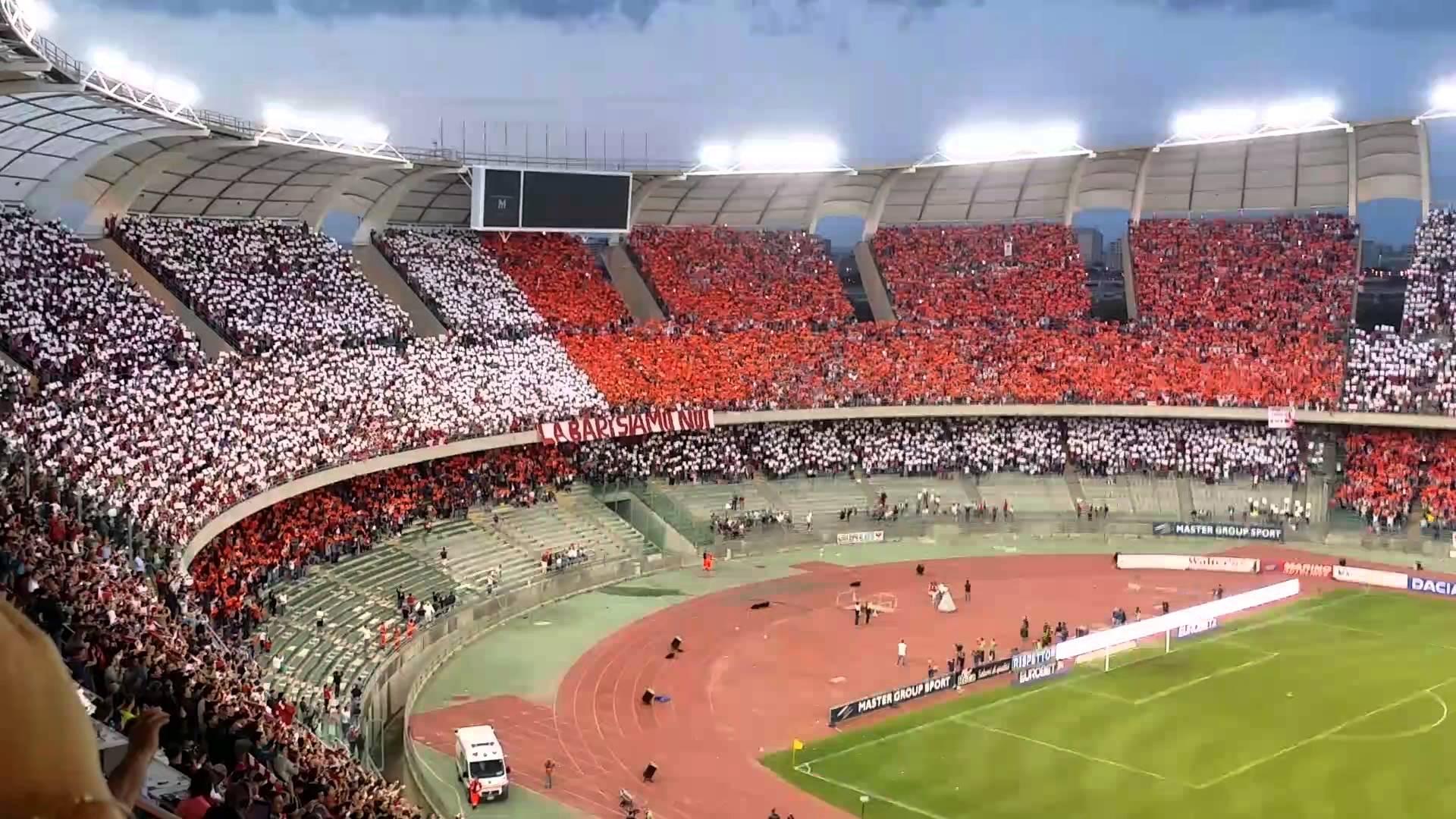 Maglia speciale per i 110 del Bari calcio