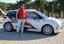 Mauro Santantonio al Rally Porta del Gargano per la sua ottava presenza