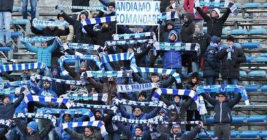 Aperta la prevendita dei biglietti per il derby Potenza-Matera