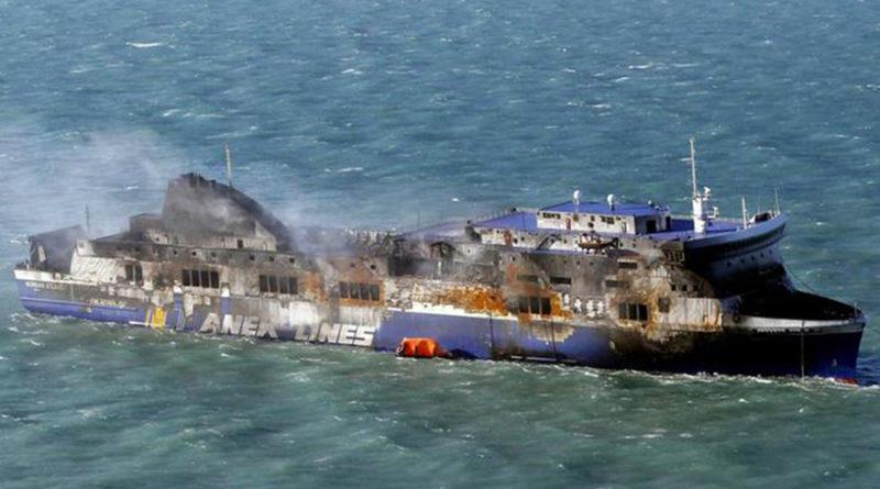 Chiesto il dissequestro della nave Norman Atlantic