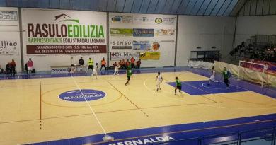 COPPA DIVISIONE, Futura Matera va ko contro il Bernalda Futsal