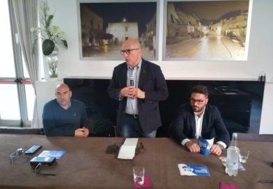 Elezioni Europee 2019, presentato a Matera, il candidato Pd Pse Andrea Cozzolino