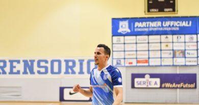CMB Grassano impegnato sul campo del Real Futsal Arzignano